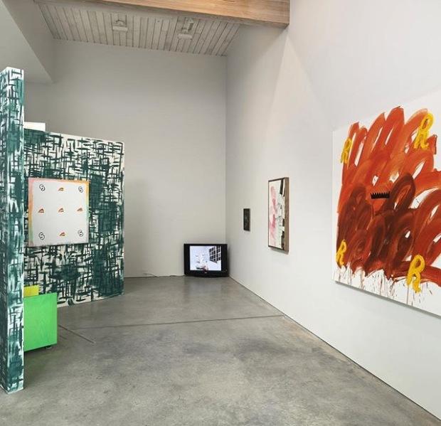 Install at OMI International Art Center, 2015