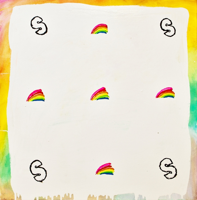 Diamond Spectrum (Taste the Rainbow), 2014