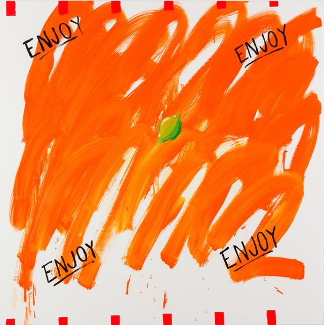 Enjoy Orange Crush, 2015