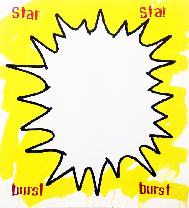 Star/Burst II, 2015