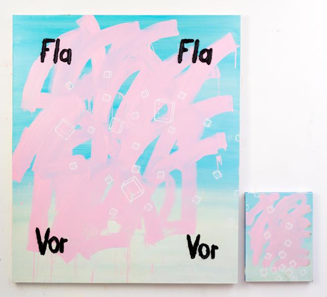 Big Pink (Flavor Ice), 2016
